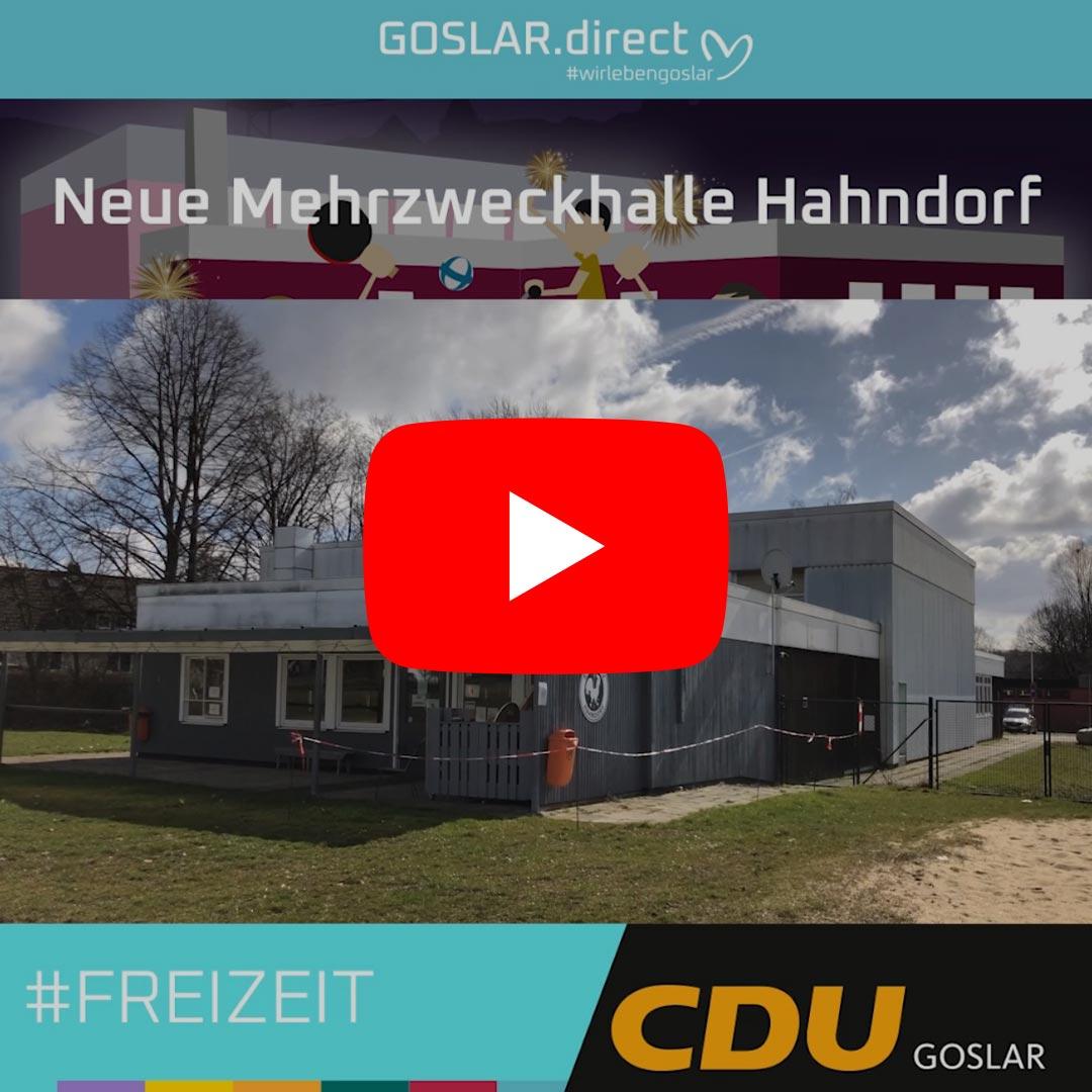 Die neue Mehrzweckhalle in Hahndorf kommt