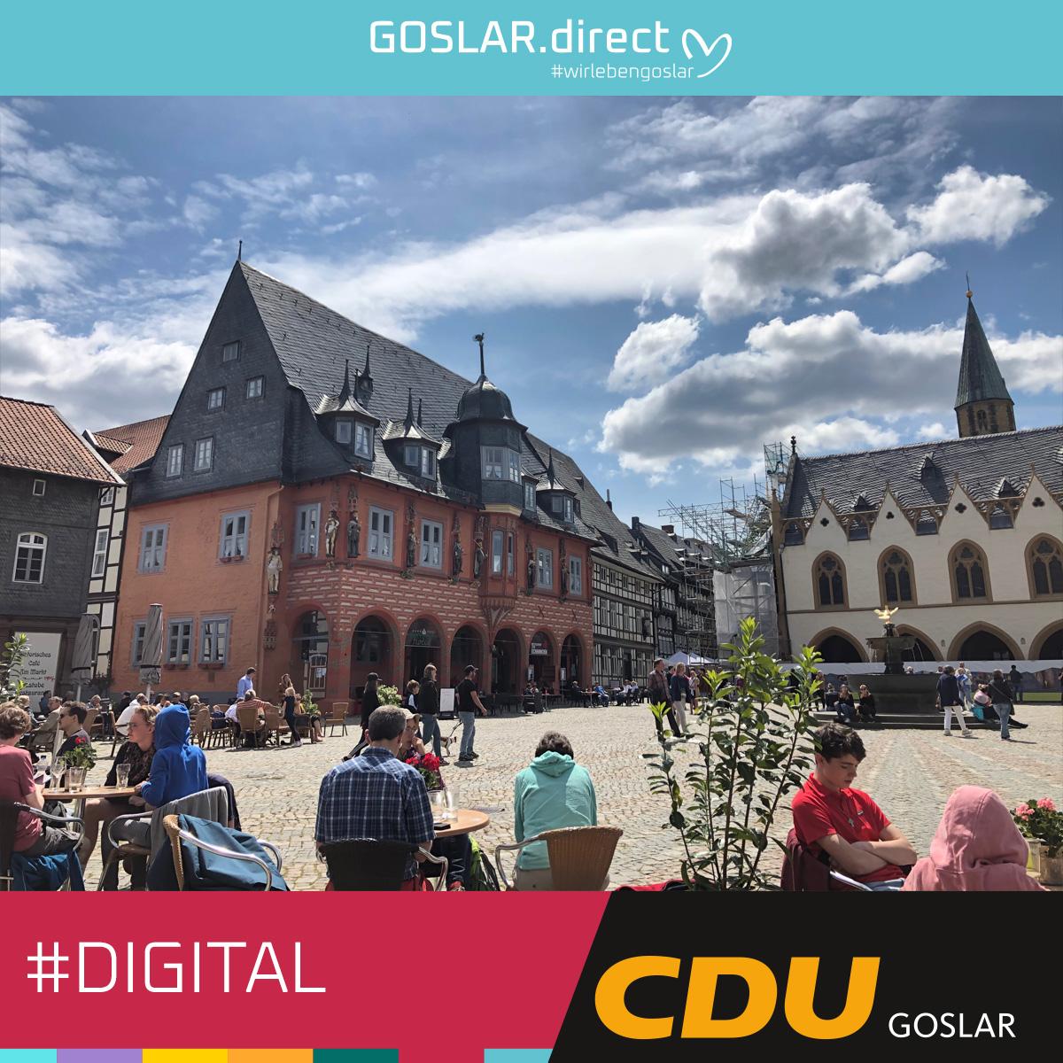 Wahlprogramm 2021 der CDU im Landkreis Goslar