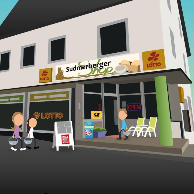 Sudmerberger Shop